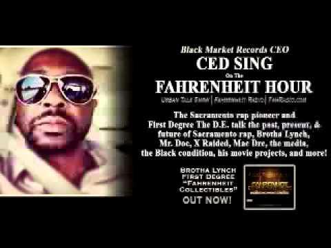 "Fahrenheit Radio's ""Fahrenheit Hour 23"" Feat Black Market's Ced Sing (FahRadio.com)"