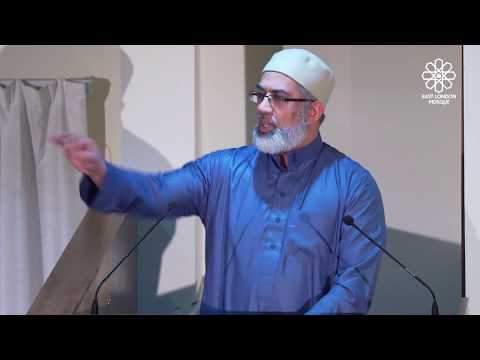 Jumu'ah Khutbah | English | Happiness | 30 March 2018