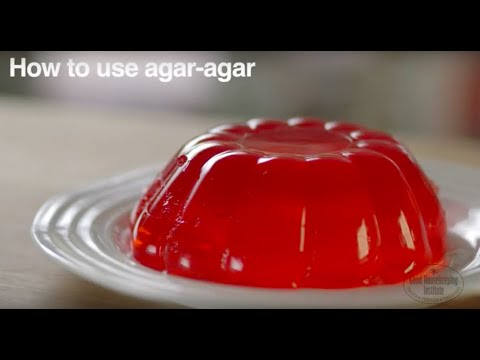 How To Use Agar Agar | Good Housekeeping UK