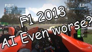 f1 2013 ai even worse