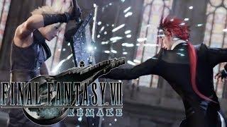 Final Fantasy 7 Remake - Gameplay Trailer PS4 Tokyo Game Show 2019