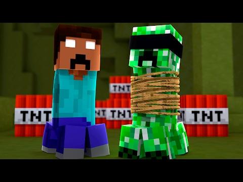 Minecraft : CREEPER HEROBRINE !! - Aventuras Com Mods #58