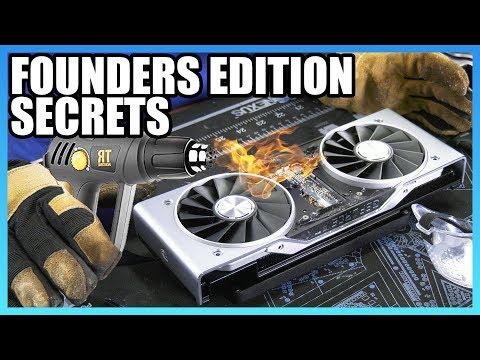 RTX FE Cooler Tear-Down & Secrets of NVIDIA's Apple-Like Design