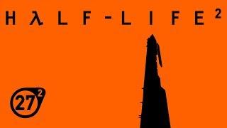Let's Play Half-Life 2 (Blind) - Strider Strike - Part 27