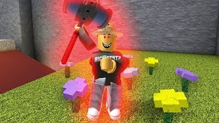 OMG! THE UNSTOPPABLE BEAST!! (Roblox Flee The Facility)
