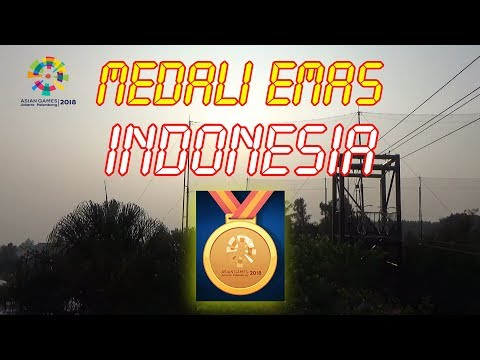 31 Atlet Peraih Medali Emas Asian Games 2018 Indonesia