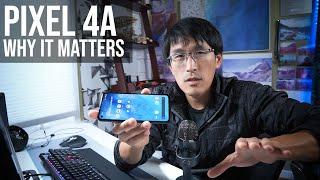 Google Pixel 4a (vs iPhone SE) - future of mobile?