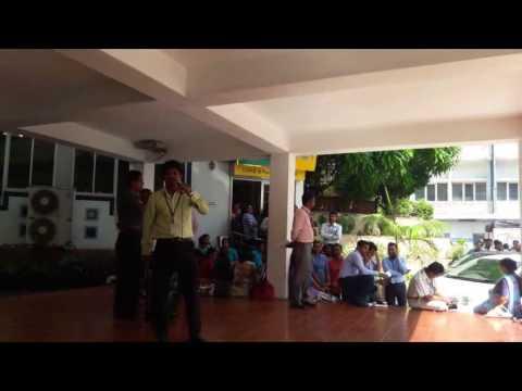 SLT Sri Lanka Telecom Brothers and Sisters in a Victorious Battle @SLT HQ_2017_01_04#2