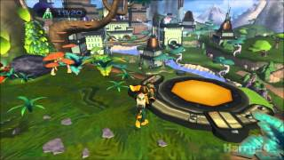 Ratchet & Clank HD - Take Aim Trophy Guide