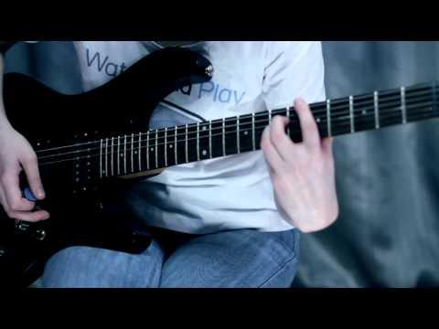 - Сайт для гитаристов