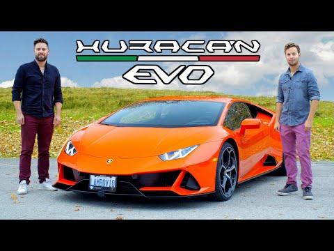 2020 Lamborghini Huracan Evo Review // $400,000 Ballistic Missile