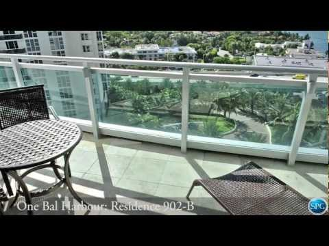 One Bal Harbour, 10295 Collins Ave, Bal Harbour, FL: Luxury Condo 902-B