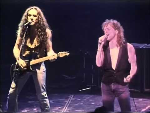 Shadow King - Live at Astoria Theater, London, U.K [1991]