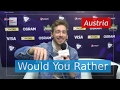 6 Questions For Nathan Trent Austria Eurovision Song Contest 2017 Running On Air Interview mp3