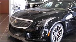 Cadillac CTS-V at Fields Cadillac in Jacksonville, Florida