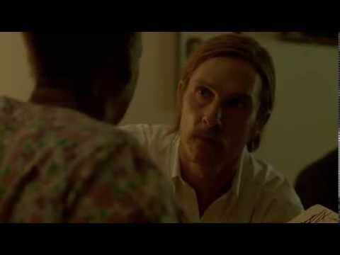 True Detective - Interview with Ms. Delores - Kelsey Scott Cameo, Carcosa, Black Stars
