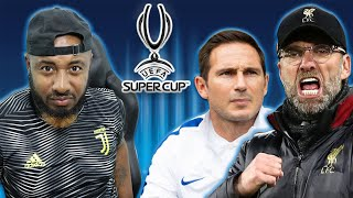 Liverpool vs Chelsea | 2019 UEFA Super Cup Prediction