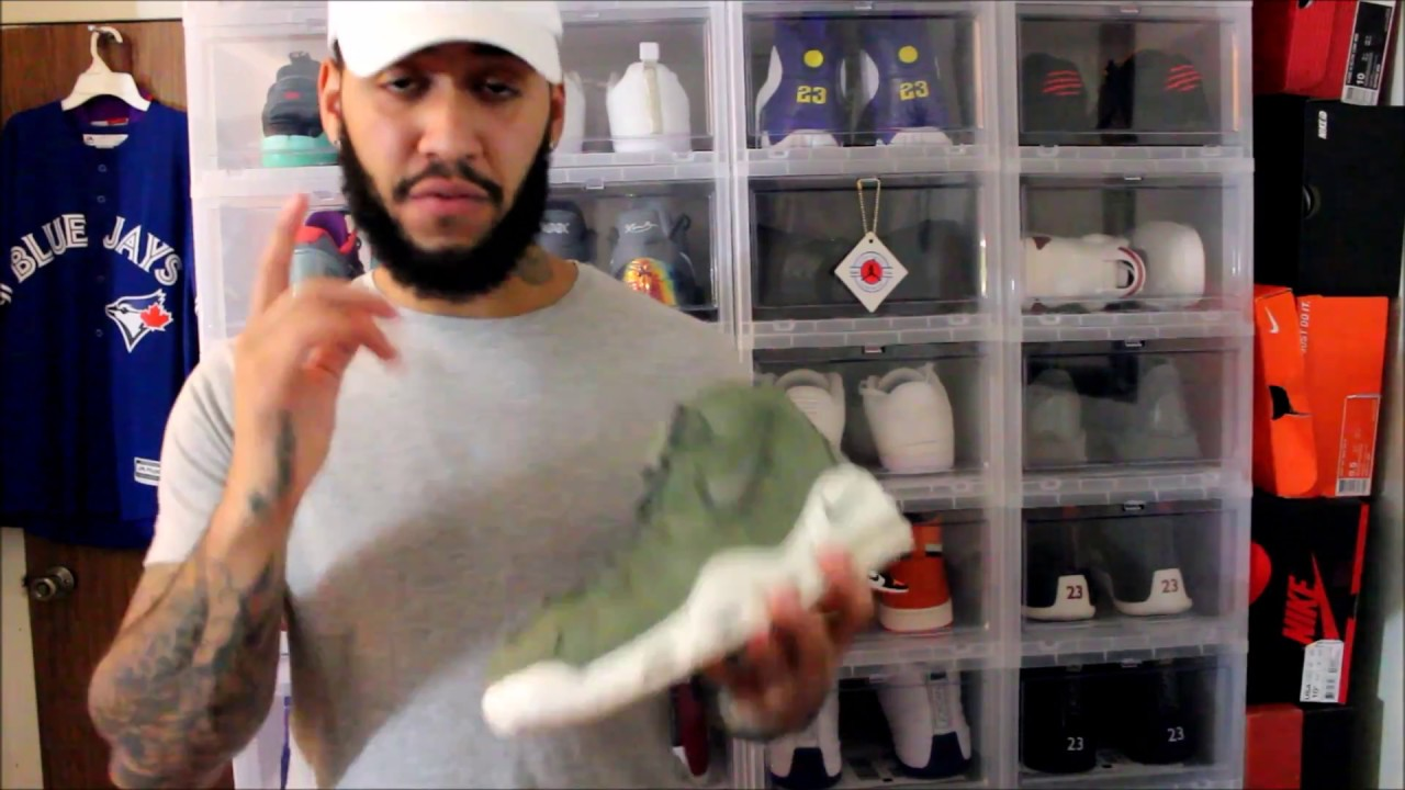 c43b56993754c Air Max Uptempo ''Urban Haze'' Review and on Foot - YouTube