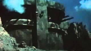 Tobruk Theatrical Movie Trailer (1967)