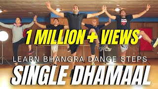 Learn How To Do Bhangra - Single Dhamaal (Beginner 1 of 14)