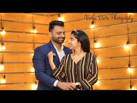 Best Pre Wedding Shoot II (Gourav + Anu ) II Varun Dutta PhotographyII 2019