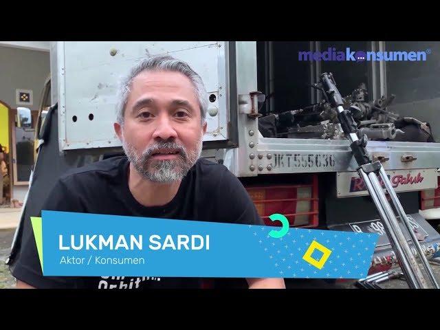 Lukman Sardi tentang MediaKonsumen.com