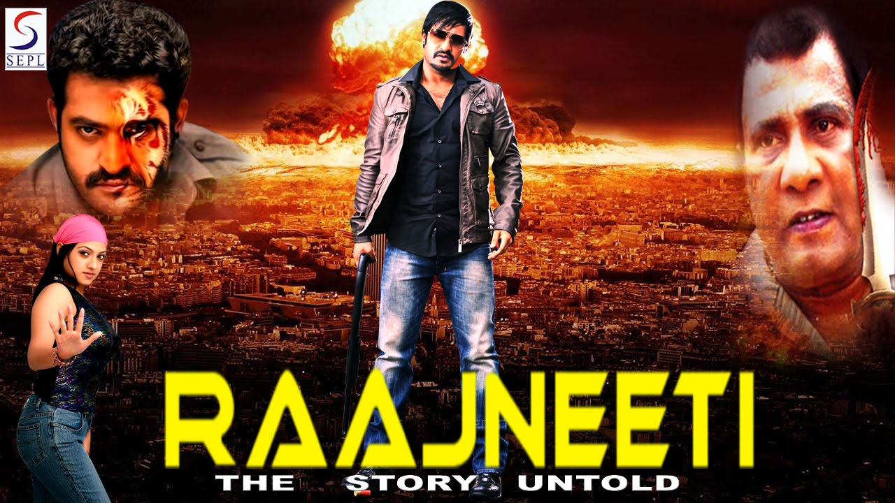 Raajneeti The Story Untold Dubbed Hindi Movies 2017 Full Movie Hd Junior Ntr Keerthi Chawla