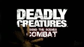 Deadly Creatures Nintendo Wii Video - Combat