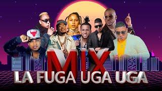 ElAlfa❌Rochy❌BULIN47❌NewYorkElArtista❌Bulova❌Yomel❌Ceky❌Tokisha (Video Oficial)LA FUGA UGA UGA MIX