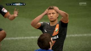 負けられない戦いがそこにある FIFA17登録メンバー 11.hashibiro 9.anij...