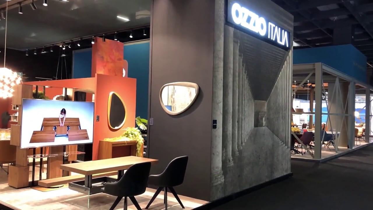 Fiera Del Mobile Colonia 2018 imm 2019 | ozzio italia | cologne | space saving furniture
