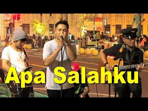 APA SALAHKU (d'Masiv) Live Cover NOLKMKUSTIK Malioboro Yogyakarta [HD]