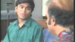 A.R.Rahman Interview by B.H.Abdul Hameed [Part 1]