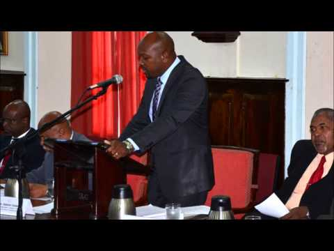 AGRICULTURE MINISTER SABOTO CAESAR'S CONTRIBUTION TO THE 2015 BUDGET DEBATE IN PARLIAMENT