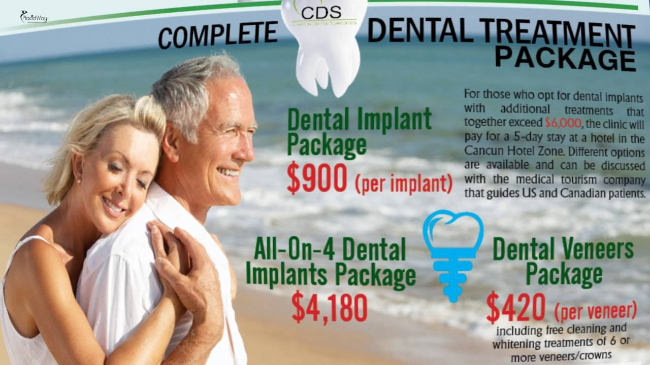 Why do US and Canadians Choose to Travel to Cancun for Dental Care