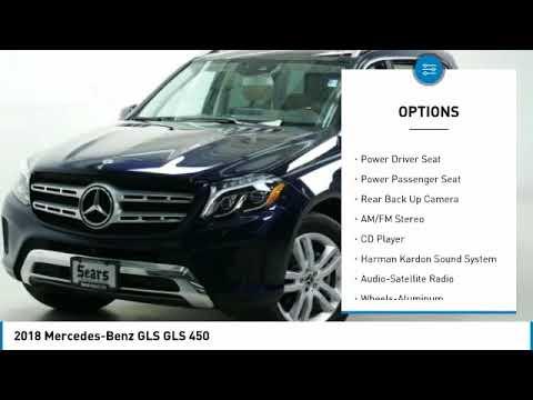 2018 Mercedes-Benz GLS GLS 450 Minnetonka Minneapolis Wayzata,MN 24985