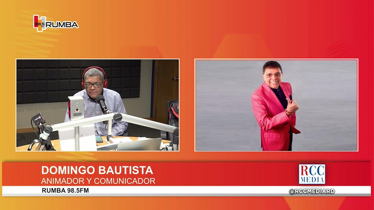 Domingo Bautista nos habla sobre su amistad con el caballo mayor, Johnny Ventura