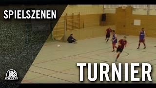 FC Türkiye - Klub Kosova (Halbfinale, Musa Cup 2016) - Spielszenen | ELBKICK.TV