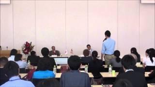 8月4日(火)マレーシア元首相マハティール・ビン・モハマド閣下と学生の対話集会~対話③~