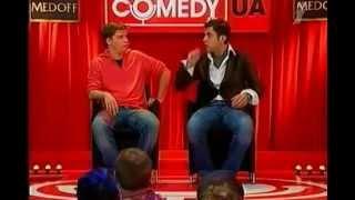 comedy club - гарик мартиросян и гарик харламов