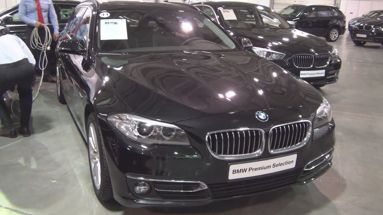 Bmw 520d Touring 2013 Exterior And Interior Youtube