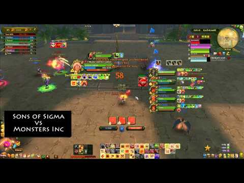 Allods Online [PvP] - Dominion (Sons of Sigma vs Monsters Inc)