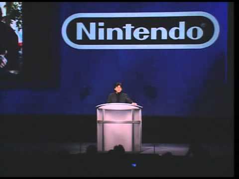 Satoru Iwata 2005 GDC Keynote - Part 1