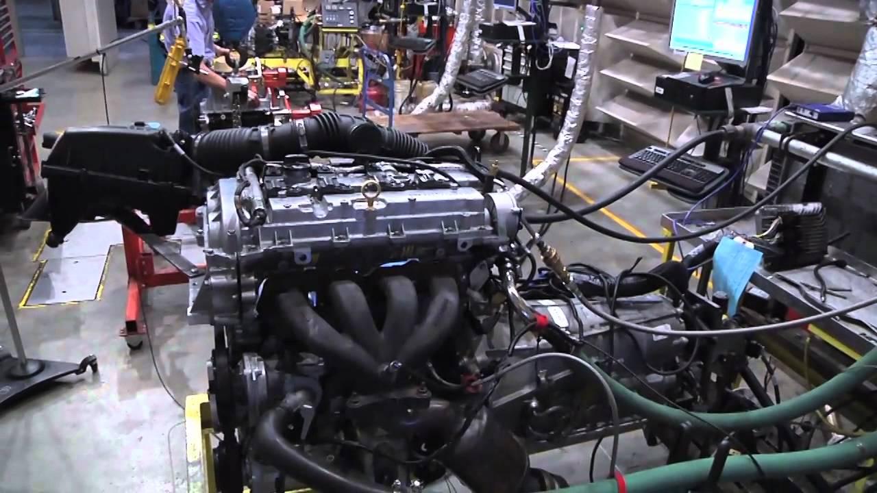 Chevy 2 Engine Diagram Dental Numbering 2013 Chevrolet Malibu All New Ecotec 5l Youtube