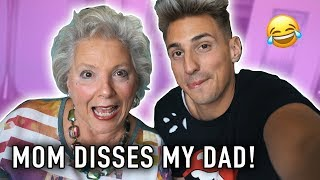 My MOM calls out my DAD! (Family Fun)