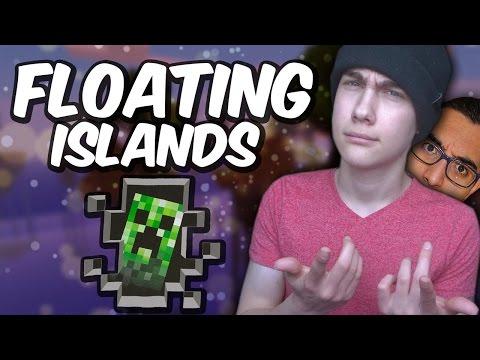 DIT IS SUPER MOEILIJK! - Minecraft Floating Islands Duo