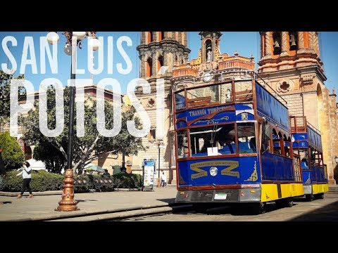 🇲🇽SAN LUIS POTOSÍ es INCREIBLE!! | FIRST IMPRESSIONS of SAN LUIS POTOSÍ | TRAVEL MEXICO 2019