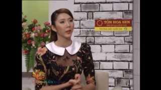 Thể thao và sắc đẹp - người mẫu Ngọc Quyên - Vui Sống Mỗi Ngày [VTV3 - 04.06.2013]