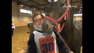 Благотворительный  конный пробег