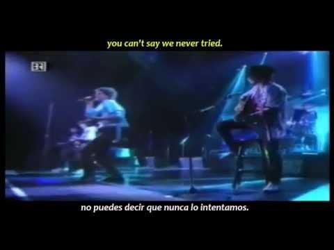 The Rolling Stones - Angie (inglés y español)